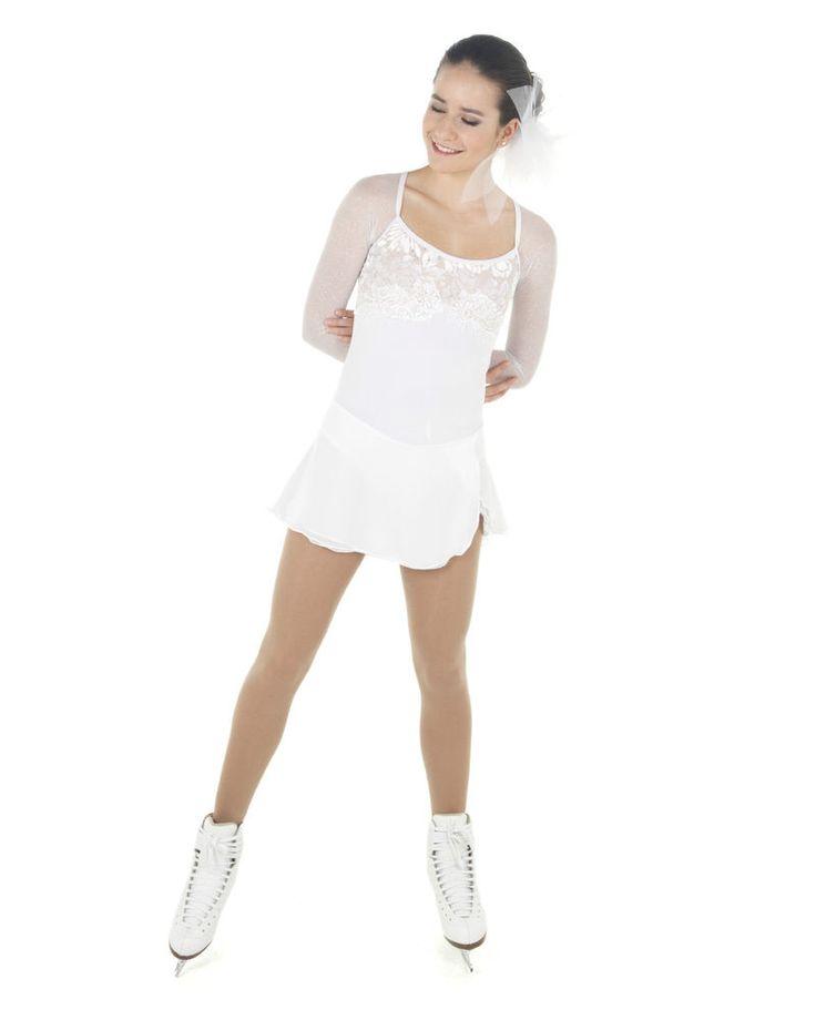 f3dd0ae1bb7b K-Skate / Sportbutiken Linnea - vit långärmad klänning från ...