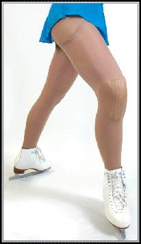 Fallskydd för knät