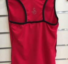 Rött linne från Sagester