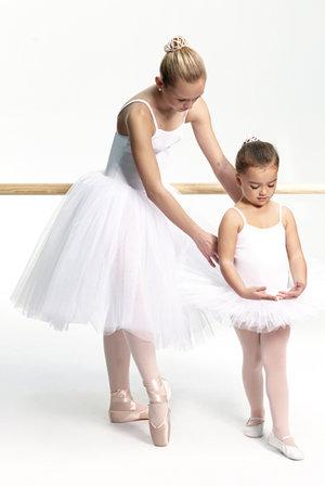 Balettklänning
