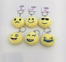 Smiley nyckelringar
