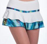 Vit kjol från Thuono