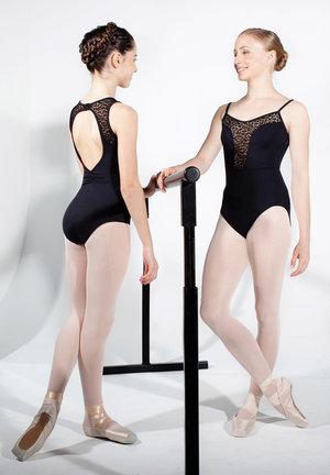 Body med mönstrad mesh