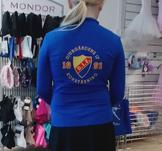 Blå klubbjacka Djurgården