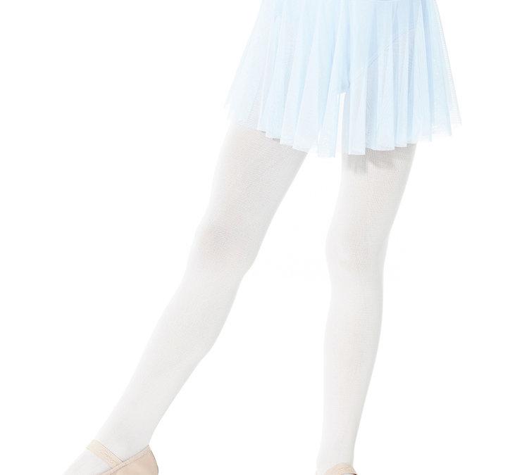 Balettkjol i ljusblått