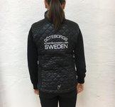 Svart klubbväst Göteborgs konståkningsklubb singel