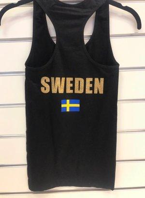 Sverigetryck eller flagga