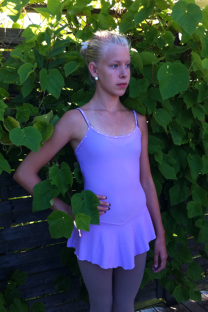 Lycraklänning med Swarovski från Sagester