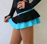 Tvåfärgad kjol från Thuono