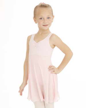 Balettklänning i rosa