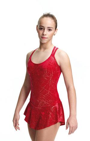 Glittrig sammetsklänning från Intermezzo