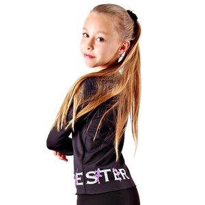 Långärmad t-shirt från Sagester i svart eller vitt