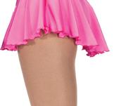 Lycra kjol i rosa